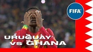 Download Uruguay Vs Ghana And The Second Hand Of God (EXCLUSIVE) Video