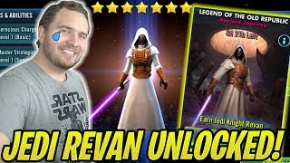 Download Jedi Revan Unlocked! | Legend of the Old Republic - Ancient Journey Event | Galaxy of Heroes Video