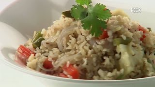 Download Sanjeev Kapoor Kitchen | Brown Basmati Pulao Recipe | Master Chef Sanjeev Kapoor Video