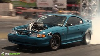 Download So Much Turbo! Didn't Need that Hood Anyway... Video