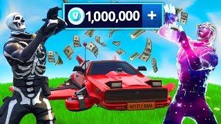 Download so i spent 1,000,000 v-bux in Fortnite... Video