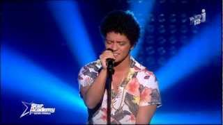 Download Bruno Mars - When I Was Your Man (Star Academy) Video