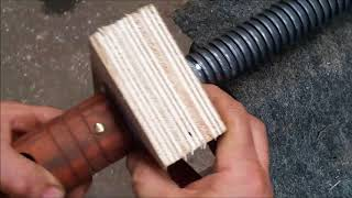 Download O desafio da bancada 5 - Construção da Morsa Nicholson Stile Vise Video