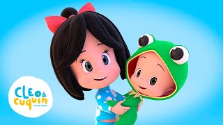 Download CUCÚ CANTABA LA RANA y más Canciones. Cleo&Cuquín I Familia Telerín.Canciones Infantiles(30 minutos) Video