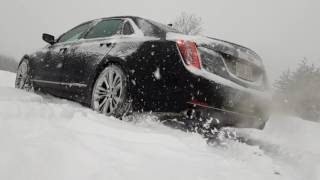 Download 2017 Cadillac CT6 Platinum AWD Winter Test Drive Video