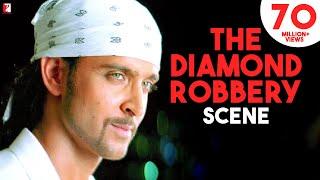 Download Scene: Dhoom:2 | The Diamond Robbery | Hrithik Roshan Video