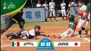 Download Highlights: Mexico v Chinese Taipei - Bronze Medal Game - WBSC U-12 Baseball World Cup 2017 Video