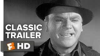 Download White Heat (1949) Official Trailer - James Cagney Movie Video