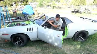 Download 1970 'Cuda 451 Stroker MOPAR Startup Video