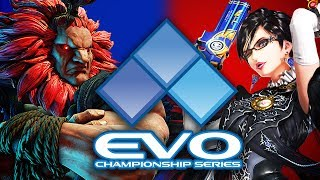Download Craziest Moments of EVO 2017 [Evolution Championship Series] Video