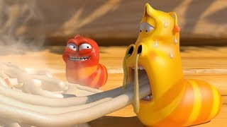 Download LARVA - SPICY NOODLES | Cartoon Movie | Cartoons For Children | Larva Cartoon | LARVA Official Video