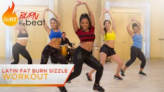 Download Latin Fat Burn Sizzle Workout: Burn to the Beat- Keaira LaShae Video