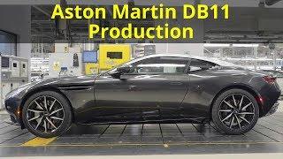 Download 2018 Aston Martin DB11 Production Video