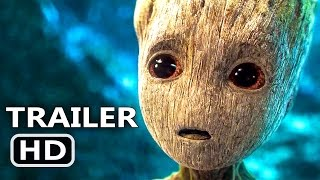 Download GUARDIANS OF THE GALAXY 2 Official Trailer (2017) Action Blockbuster Movie HD Video