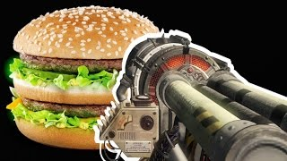 Download BO3 MCDONALDS ZOMBIES BIG MAC EASTER EGG! Call of Duty Black Ops 3 Gameplay Video