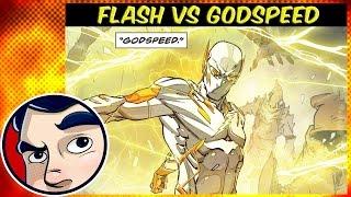 Download Flash ″Flash Vs Godspeed″ - Rebirth Complete Story   Comicstorian Video