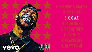Download Eric Bellinger - G.O.A.T. ft. Aroc (Audio) Video