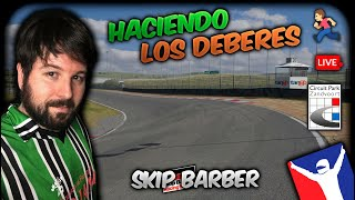 Download 🏃 iRacing | Haciendo los Deberes (Skip Barber @ Zandvoort) | Práctica | 🔴 LIVE Video