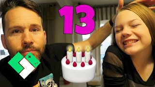 Download I Have a Teenager!!! Sierra Turns 13! | Clintus.tv Video