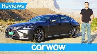 Download New Lexus LS 2018 review - finally better than a Mercedes S-Class? Video