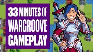 Download 33 minutes of Wargroove Gameplay - Eurogamer vs. Developer Video