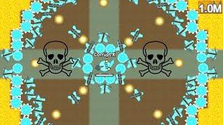 Download Doomed.io - Building a Giant Castle - The Strongest Diamond Base (1 Million Score) Video
