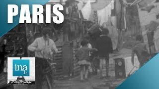 Download La destruction des bidonvilles autour de Paris en 1971 | Archive INA Video