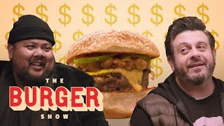 Download The Ultimate Expensive Burger Tasting with Adam Richman | The Burger Show Video