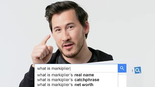 Download Markiplier Answers the Web's Most Searched Questions | WIRED Video