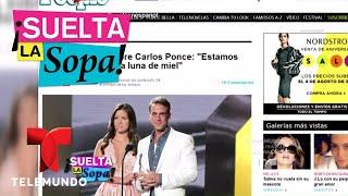 Download Ximena Duque confesó por qué terminó con Carlos Ponce | Suelta La Sopa | Entretenimiento Video