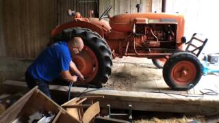 Download Nuffield barn find. Video