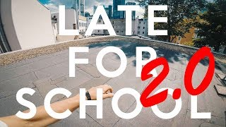 Download LATE FOR SCHOOL 2.0 PARKOUR - POV - iT HAPPENED AGAIN Video