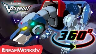 Download Explore the Castle Ship's Blue Lion Hangar! [360 VIDEO] | DREAMWORKS VOLTRON LEGENDARY DEFENDER Video
