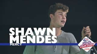 Download Shawn Mendes - 'Mercy' (Live At Capital's Jingle Bell Ball 2016) Video