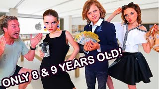 Download LETTING OUR KIDS TURN 21 YEARS OLD **GONE WRONG** | Norris Nuts Video