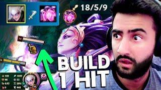 Download O QUE ACONTECEU AQUI?? *DIANA JUNGLE COM A BUILD 1 HIT + 1000 DE AP* - League of Legends Video