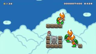 Download I cleared a 1/93848 level in Super Mario Maker, and it makes no sense... Video