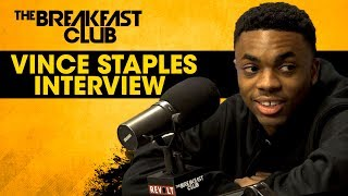 Download Vince Staples Speaks On New Music, Respecting Bow Wow & Why Gangsta Lyrics Are Lame Video