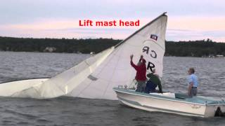 Download E Scow Capsize recovery Video