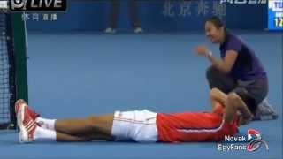 Download Novak Djokovic - Funniest Moments (Part 6) Video
