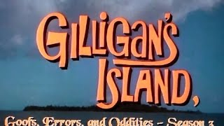 Download Gilligan's Island - Goofs, Errors, and Oddities Season 3 Video