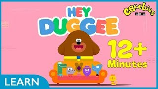 Download CBeebies | Hey Duggee Badge Compilation | 12+ Minutes Video