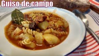 Download Guiso de campo ″El Rincón del Soguero Cocina″ Video