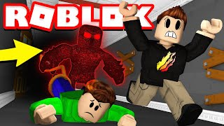 Download CAN MY 12 YEAR OLD LITTLE BROTHER ESCAPE THE BEAST?! (Roblox Flee The Facility) Video