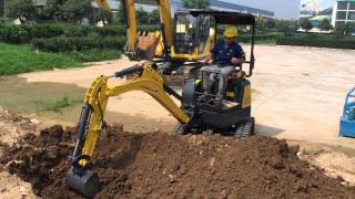 Download Carter Mini Excavator CT16-9D Video
