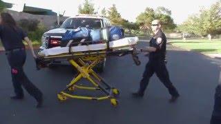 Download Paramedic Gets Surprise Proposal. Video