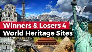 Download Winners & Losers: Episode 4 - UNESCO World Heritage Sites Video