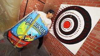 Download Deadly Dart Board Challenge (ft. Team Edge) Video