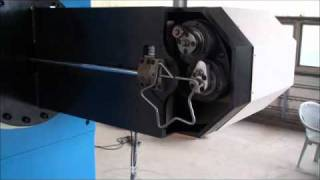 Download WB-4120 3D CNC wire bender Video