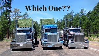 Download Which Peterbilt is the Best? Video